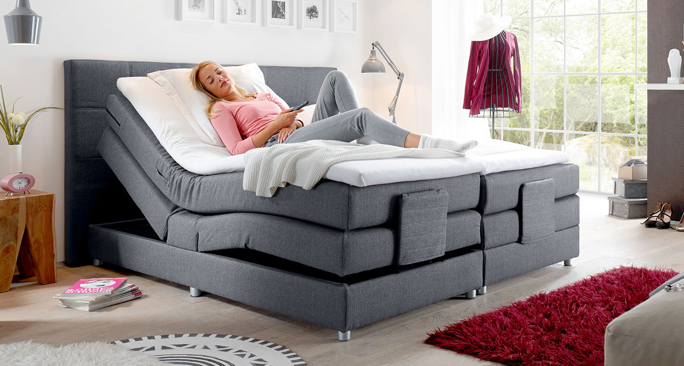 Boxspring Betten Boxspringbetten Möbelpiraten