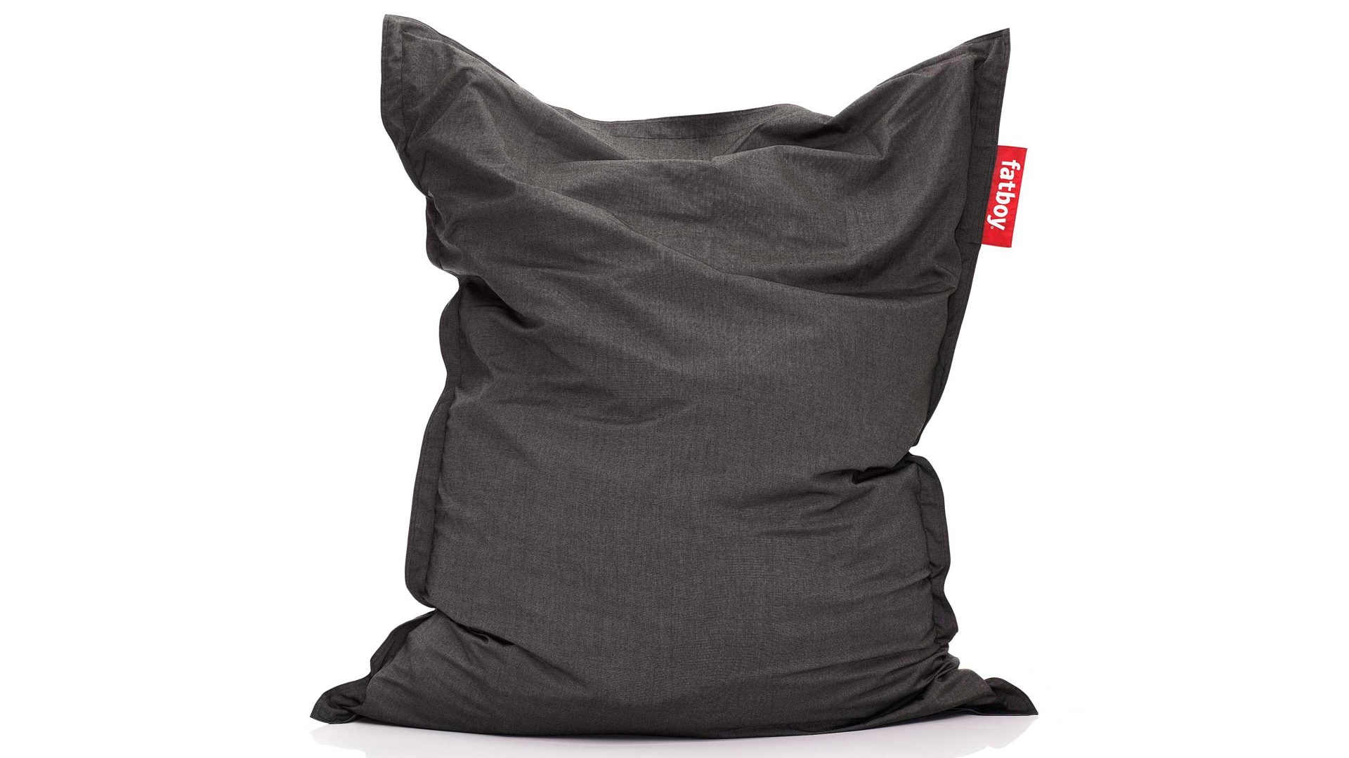 Outdoorsitzsack Fatboy Sitzsack Original Outdoor Charcoal Anthrazit 180 X 140 Cm