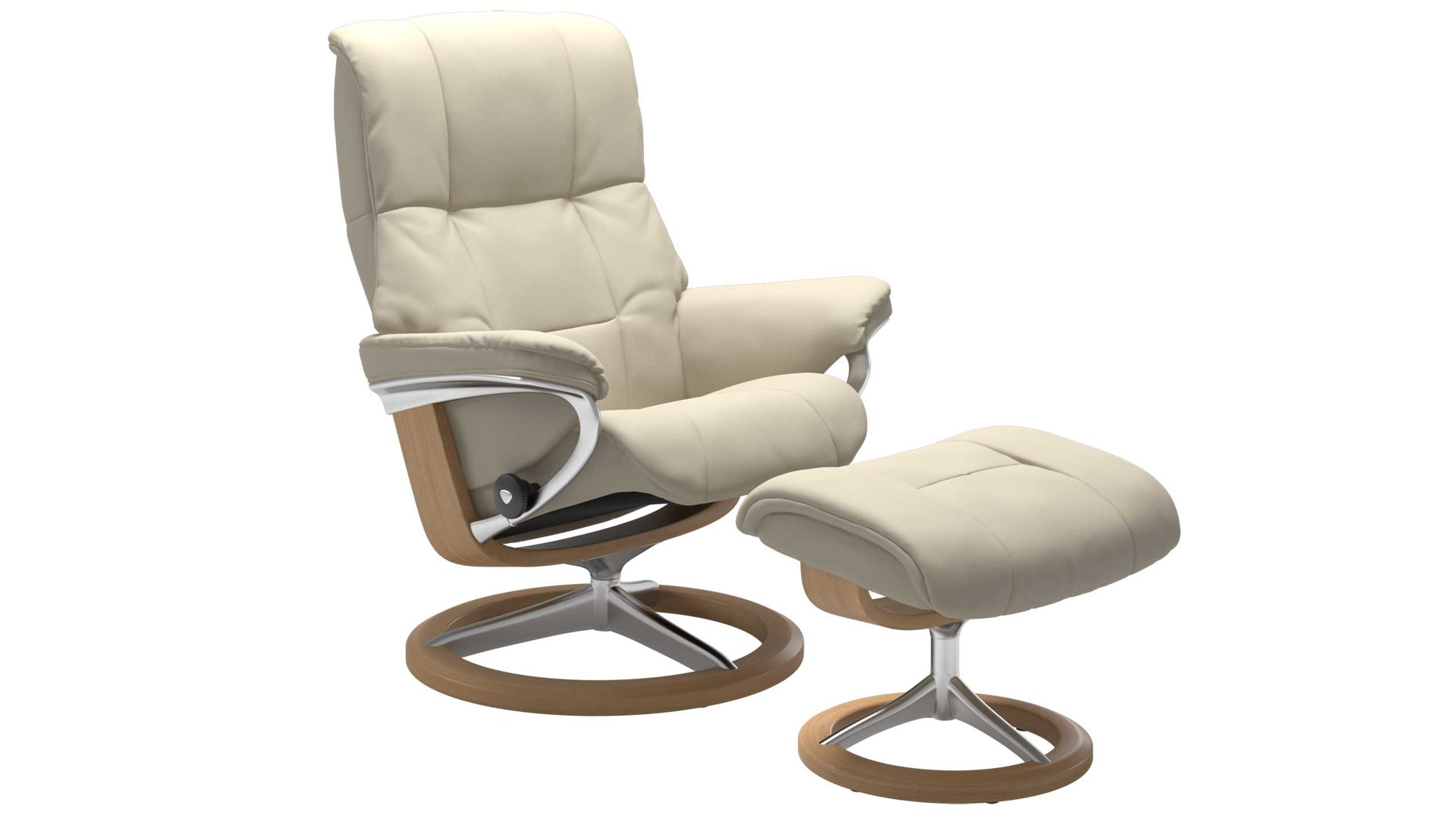Stressless Mayfair M Signature Relax Sessel Und Hocker Leder Signature Oak Bad Homburg Bei Frankfurt