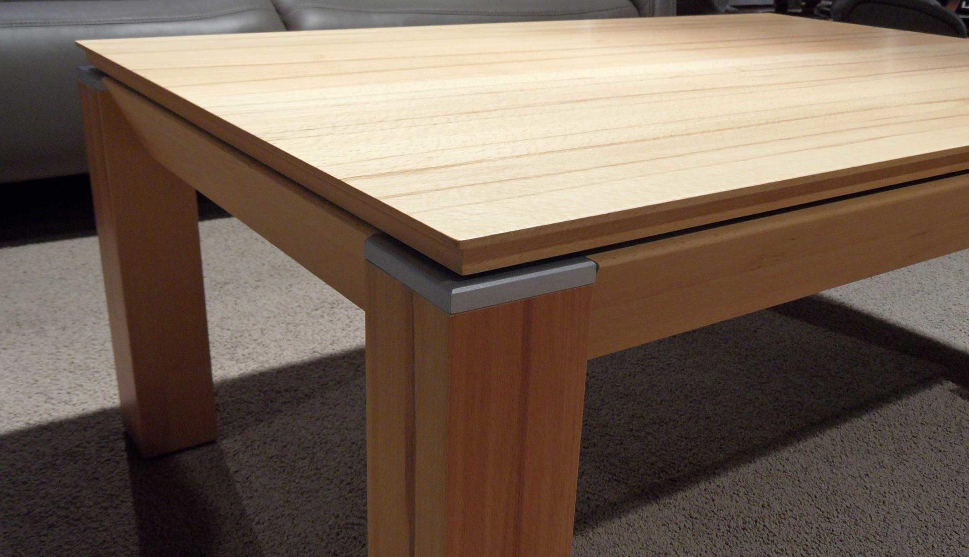 Tischplatte holz natur  Tischplatte Holz Couchtisch