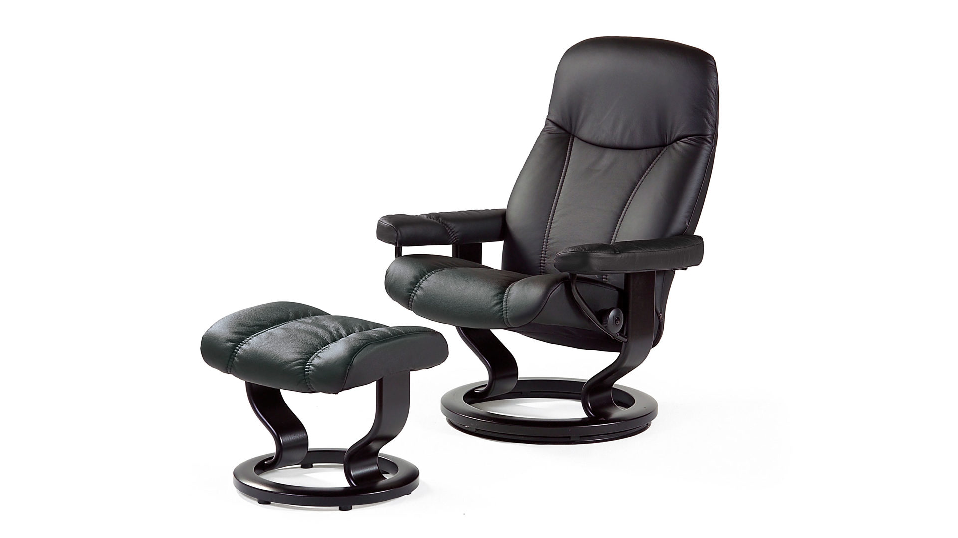 Sessel M Stressless Consul M Relax Sessel Und Hocker Leder Medium Leder