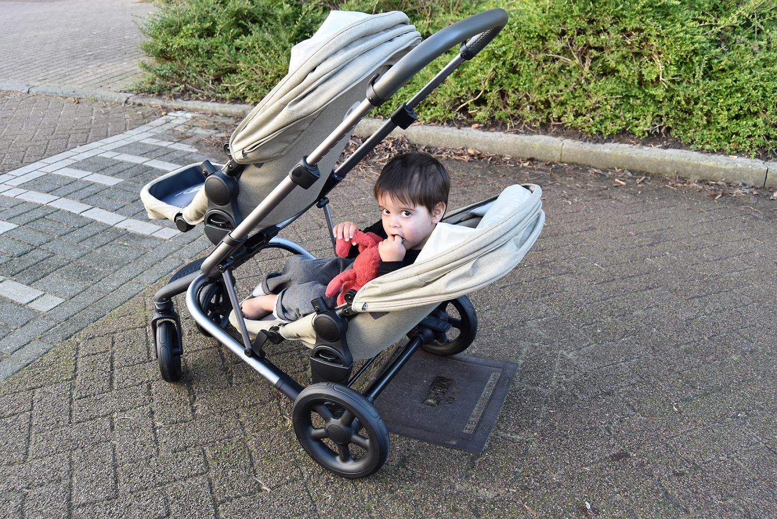 Kinderwagen Easywalker Duo Easywalker Harvey Review Van Single Naar Duo Wagen Moeders Nu