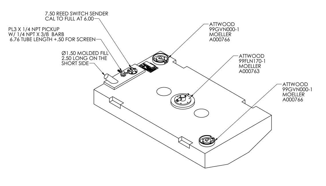 wiring diagram for teleflex tachometer 54294