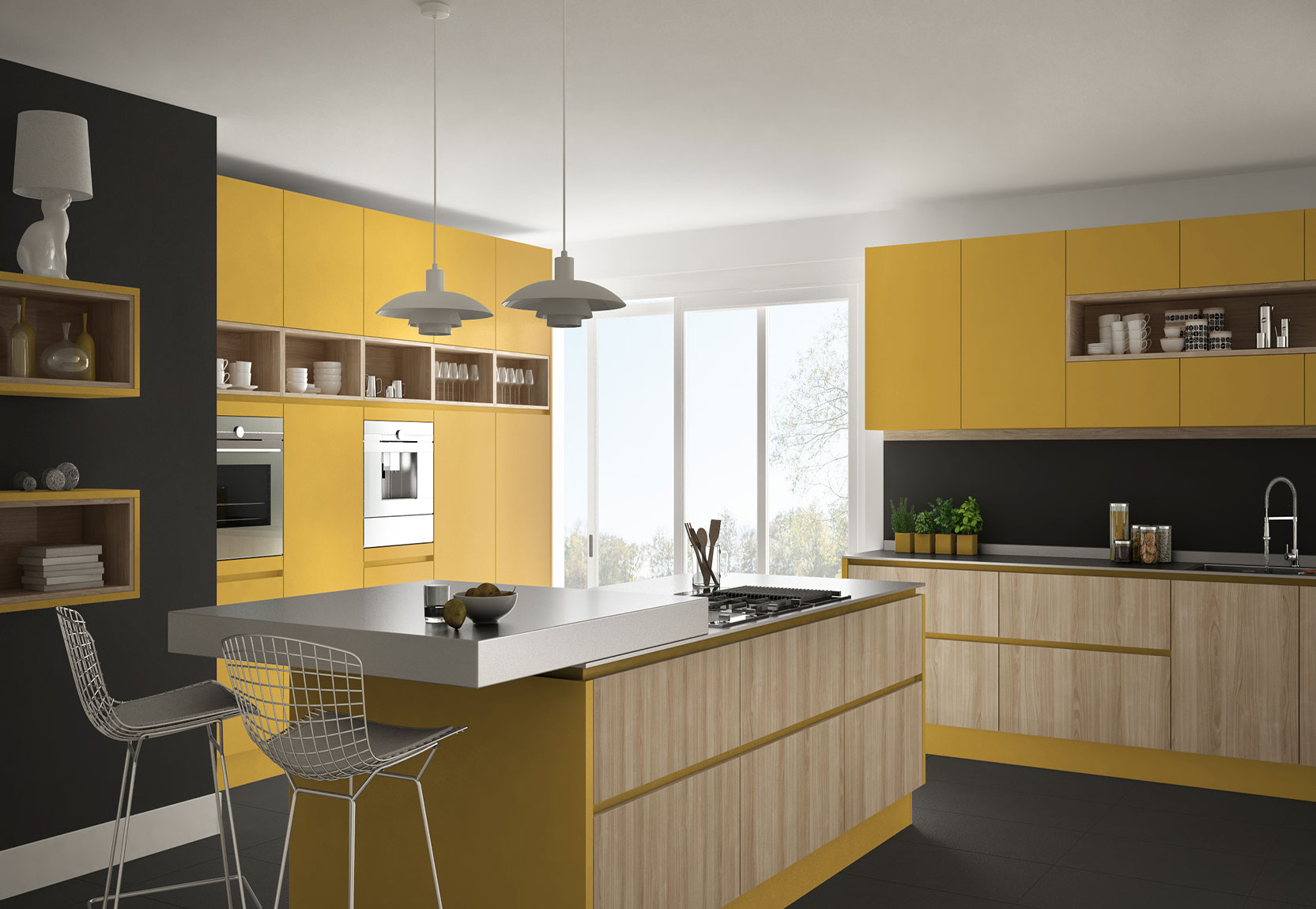 Modular Kitchen Design For Small Area In India Modular Kitchen Designs For Small Kitchens
