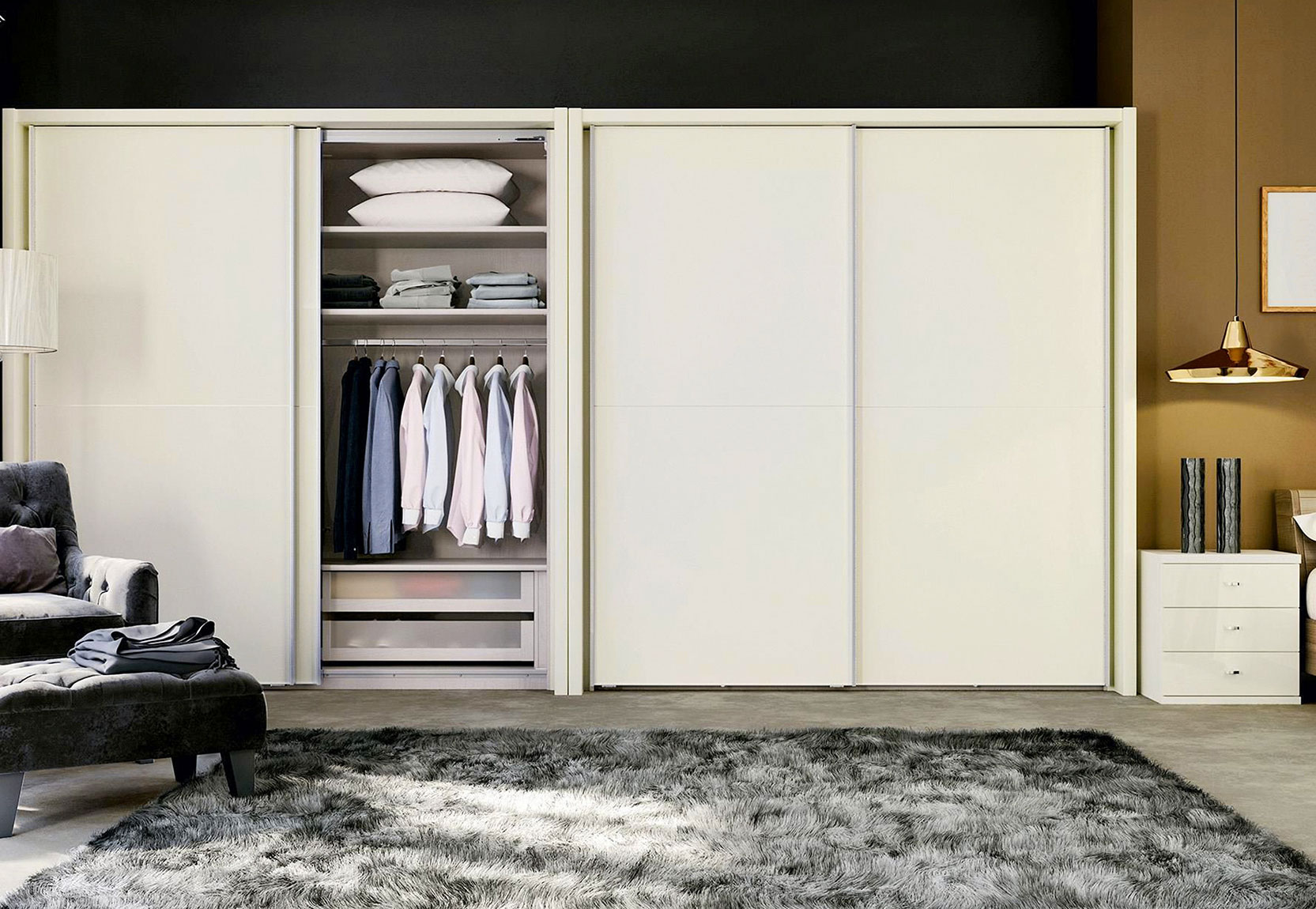 Wardrobes For Small Rooms Wardrobe Design Ideas For Small Bedrooms
