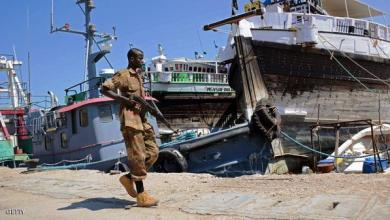 SOMALIA-PUNTLAND-HARBOR