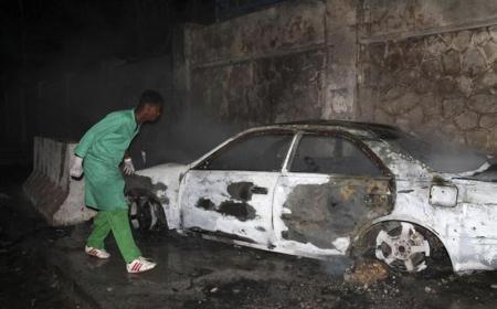 مقتل 11 شخصا على الأقل في انفجار ثلاث قنابل بمقديشو