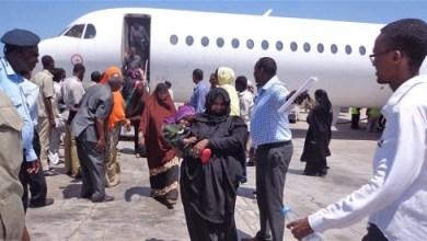 لاجئيين صوماليين