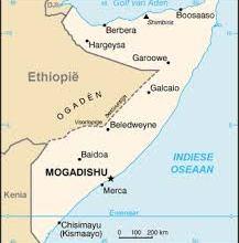 المدن الصومالية