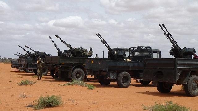 عاجل …معارك قبلية في  اقليم مدغ وسط البلاد