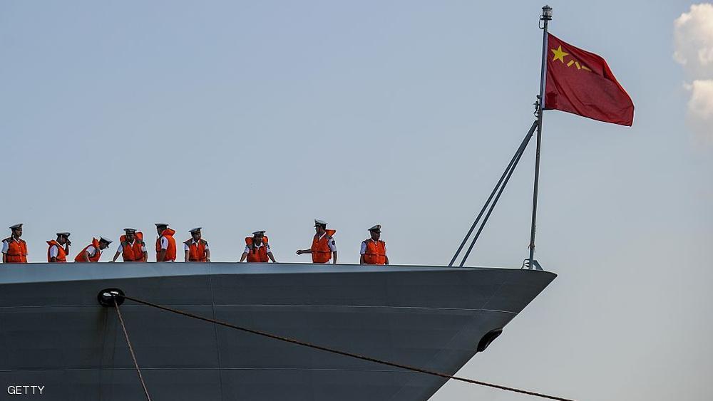 CUBA-CHINA-SHIPS