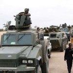 قوات أميصوم في مطار كيسمايو في يناير2014