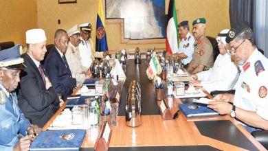 الكويت والصومال
