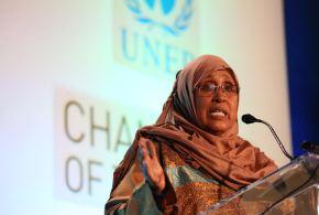 حوار مع الناشطة البيئية فاطمة جبريل