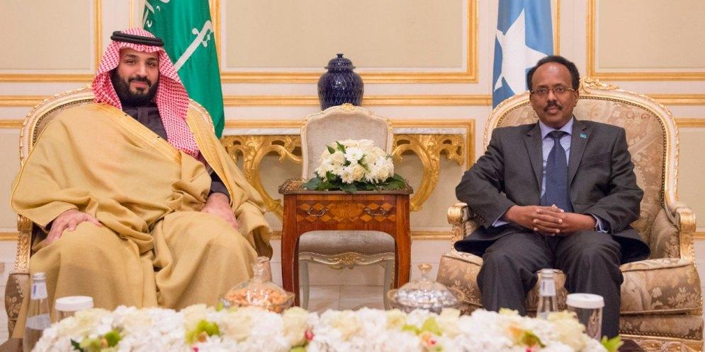 رئيس الجمهورية وولي ولي السعودي يبحثان التعاون الثنائي والمستجدات في المنطقة