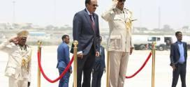 الرئيس محمد فرماجو يقوم بزيارة إلى دولة الإمارات العربية المتحدة