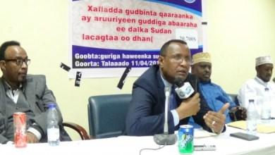 الجالية الصومالية في السودان