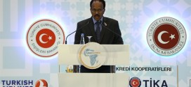 بالصور…الرئيس فرماجو للمستثمرين الأتراك: إفريقيا بيتكم الثاني