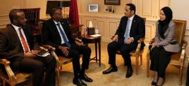 الصومال وقطر يناقشان تعزيز العلاقات الثنائية بين البلدين