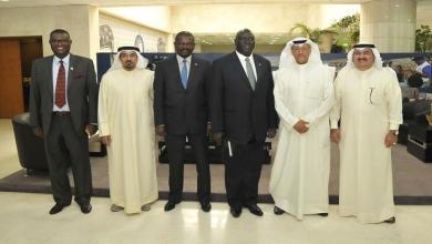 الكويت جنوب السودان
