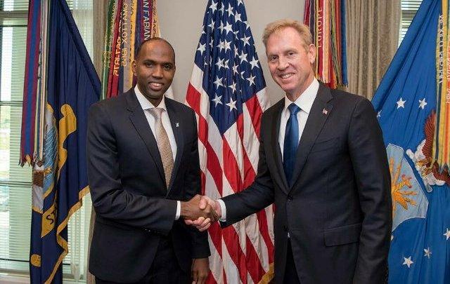 امريكا والصومال