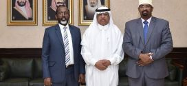 مدير جامعة أم القرى يستقبل سفير الجمهورية ويبحث معه سبل التعاون بين الجانبين