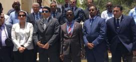 الصومال ومصر يناقشان تعزيز العلاقات التجارية بين البلدين