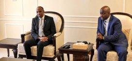 الصومال ورواندا يبحثان تعزيز التعاون في مجالات القضاء والاقتصاد والأمن