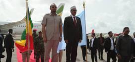 نظرة في زيارة رئيس الوزراء الإثيوبي الجديد إلى الصومال