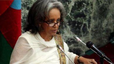 رئيسة إثيوبيا الجديدة