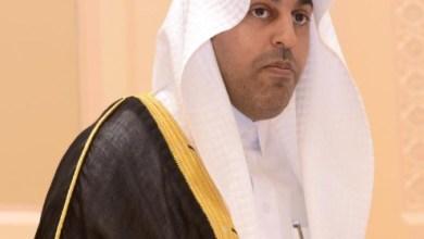 الدكتور مشعل بن فهم السلمي رئيس البرلمان العربي-3