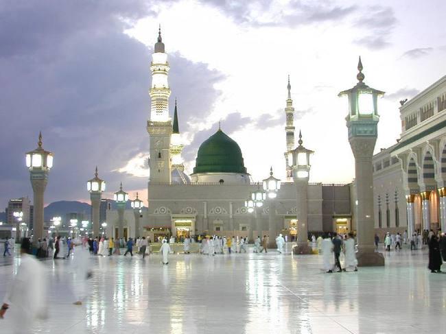 مسجد المدينة