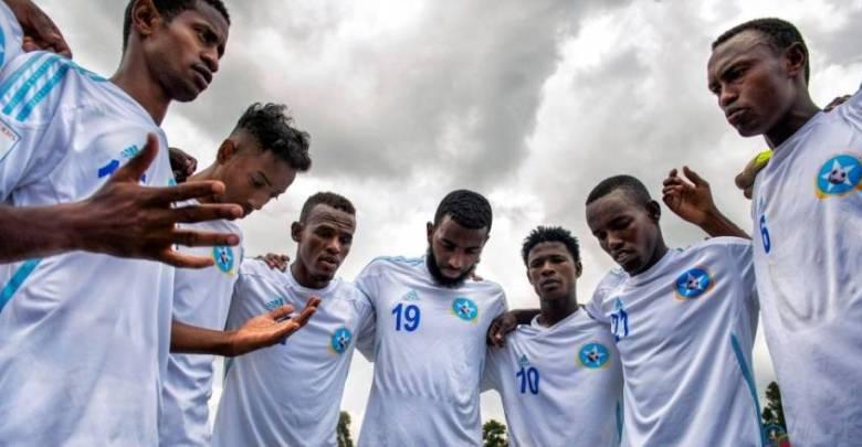 منتخب الصومال