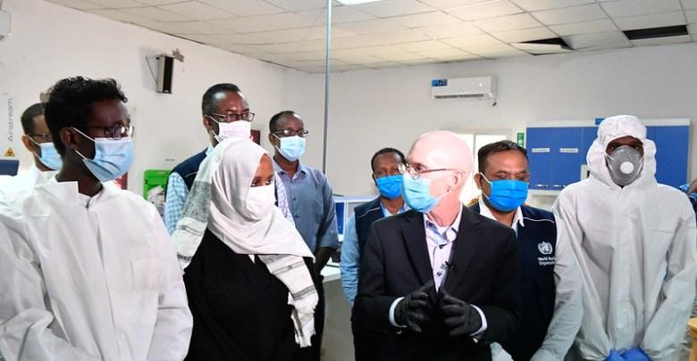 المختبر الصومالي
