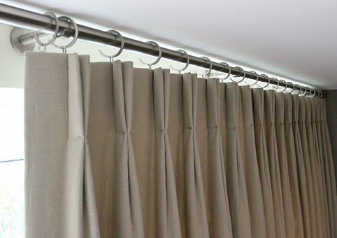 Curtain Poles For Bifold Door Curtains Moghul Interiors Blog