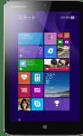 Lenovo Miix 2 8 の初期化後にやることリスト(初期設定・ドライバー・GPS・タッチパネル・アプリ)【Windows10】