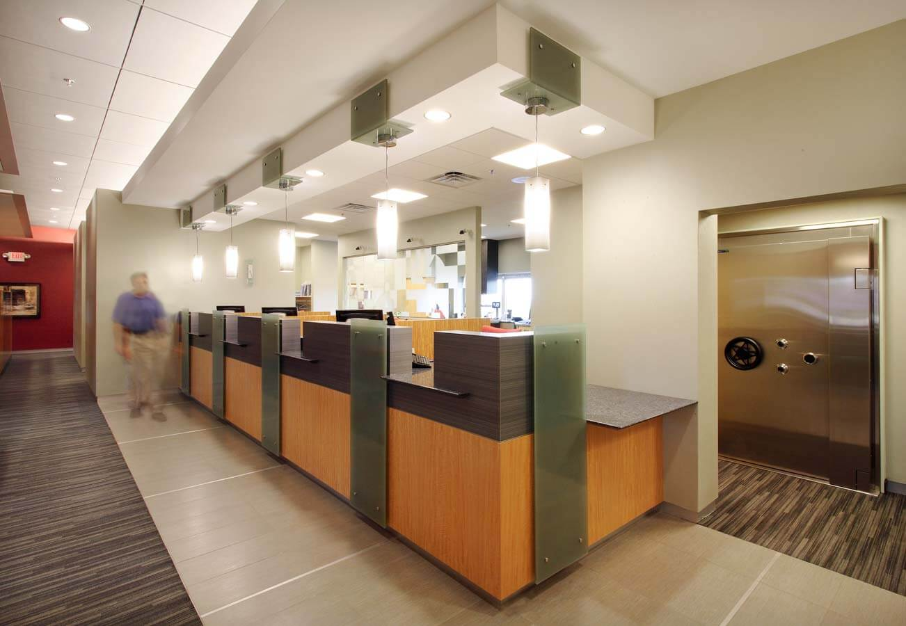 Interior Designs Images Anchor Bank Burnsville Site Planning Bank Site Planning