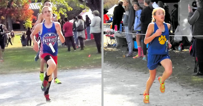 Area high school results for BH-BL cross country invitational