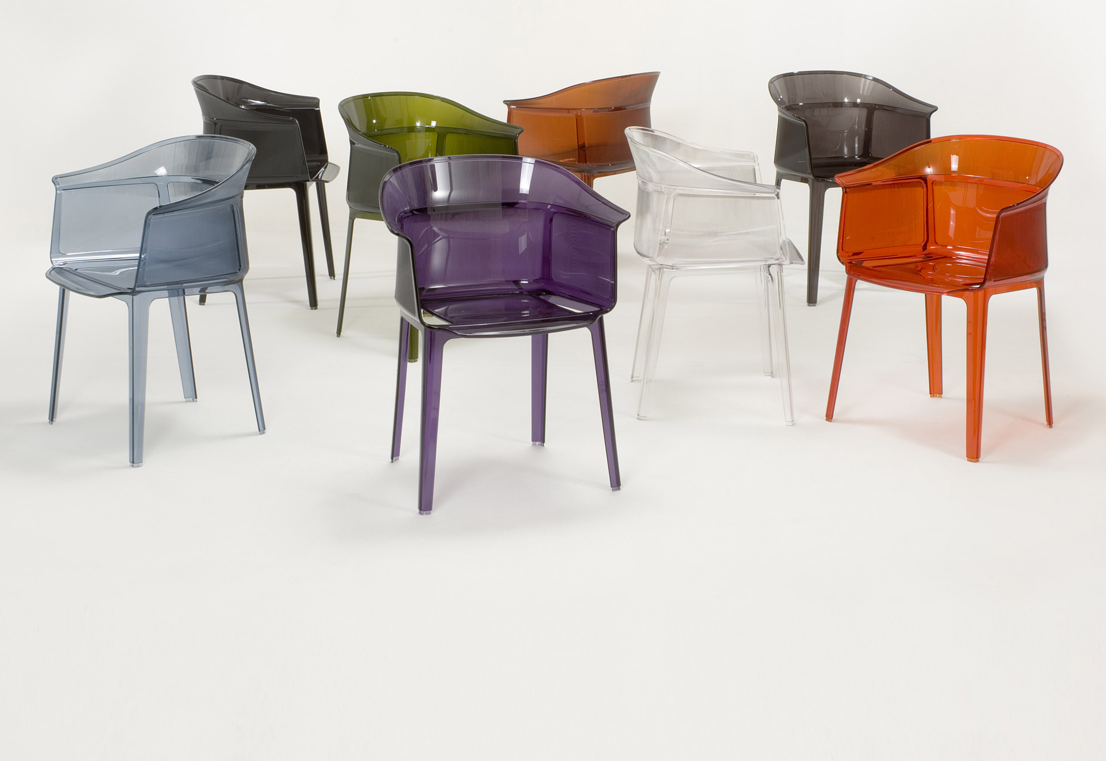 Kartell Poltrone Papyrus Di Kartell Sedie And Poltroncine Arredamento