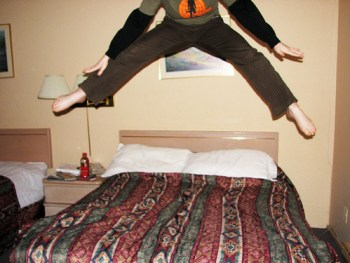 Jump Out of Bed