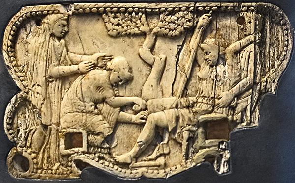 Babica v rimskem cesarstvu