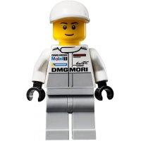 Lego 75876 Porsche 919 Hybrid and 917K Pit Lane, LEGO ...