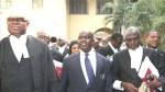 An Army Of Legal Luminary!Nigerian Lawyer Rickey Tarfa Arraigned Floods Court With Over 90 SANs