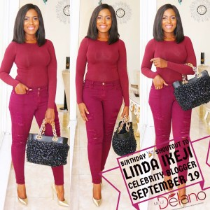 Linda Ikeji Bares Soul, Talks About Career And Relationships, Educates Young People On The Importance Of Perseverance In Heartwarming 14 Minutes Birthday Video(Must Watch)