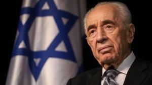 Former Isreali President SHIMON PERES, Dies At 93