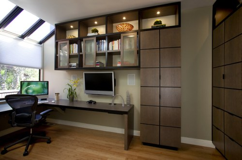 Amazing Small Office Design Spaces For Your Home