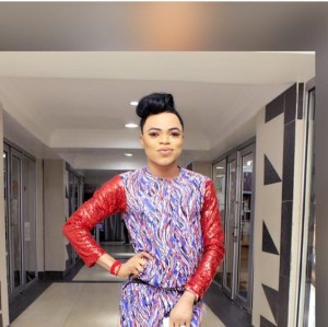 Nigeria Male Barbie Bobrisky Shows Off N10 Million Cash, Brand New Car From His 'Male Bae'