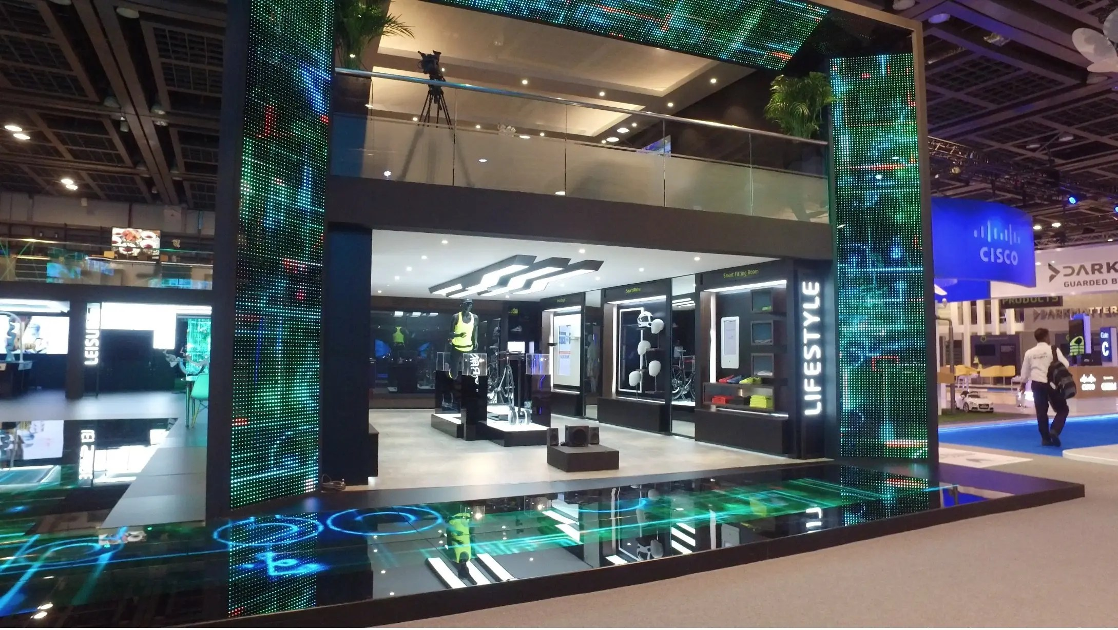 Mettsalat Etisalat And Mojix Highlight Wide Area Rfid During Gitex Conference
