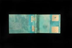 Brieven naar huis, rijstpapier, boek, 2005-2007