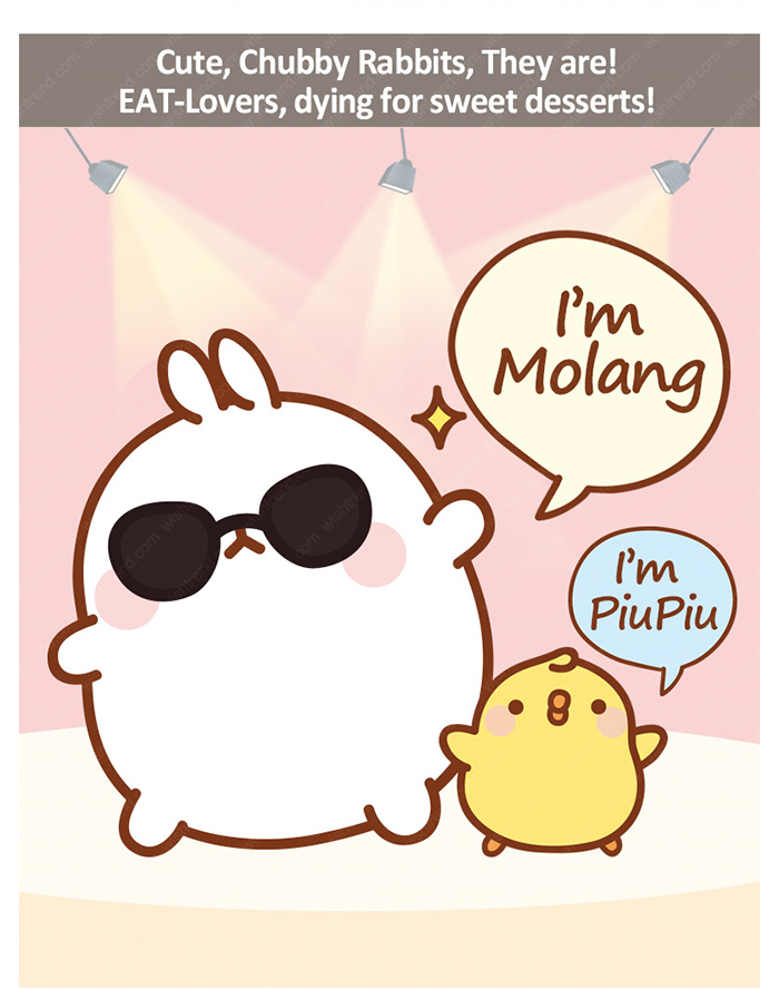 New Cute Baby Girl Wallpapers What Is Molang Let S Enjoy Fun Moments In Korea